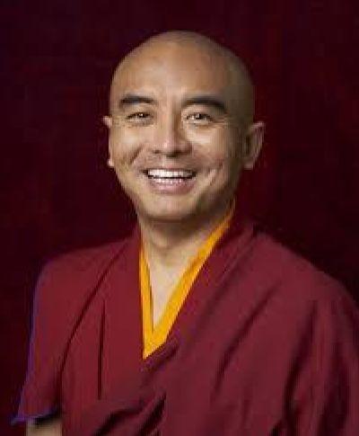 Yongey Mingyur Rinpoche