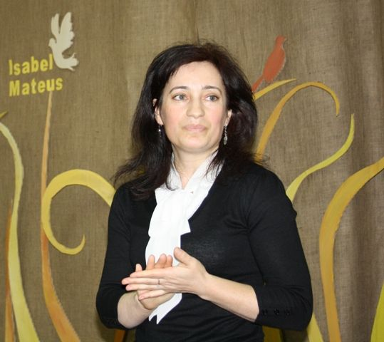Isabel Maria Fidalgo Mateus
