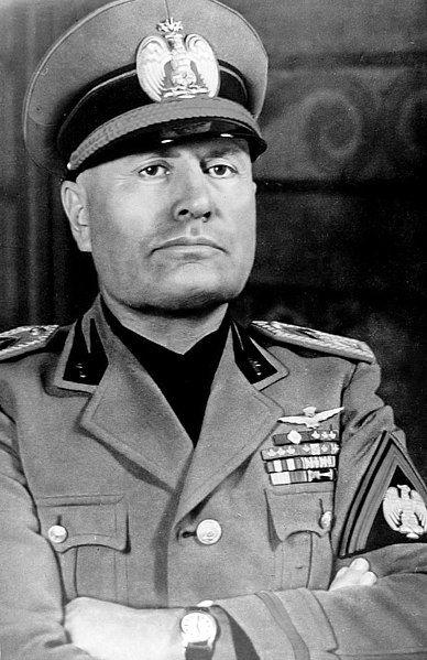 Wook.pt - Benito Mussolini